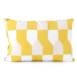 Hartô - Grand Octave Cushion 60 x 40cm, mustard yellow