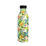 24Bottles - stainless steel water bottle 0.5 l (limited edition), Mariposa