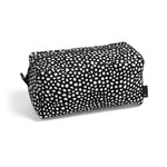 Hay - Dot Wash Bag, L, black