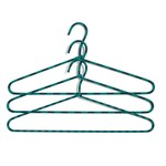 Hay - Cord Hangers set of 3 striped, green