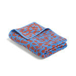 Hay - He She It, It Towel, blue / cinnamon