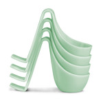 Authentics - Eiko egg cup, light green