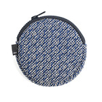 Hay - Round Purse, denim