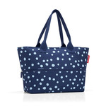 reisenthel - shopper e1, spots navy
