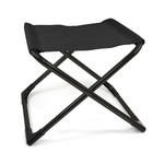 Fiam - Chico Stool, black / black (limited edition)