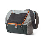 Terra Nation - Ika Kopu beach bag, medium, light grey/dark grey