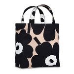 Marimekko - Unikko Veronika Bag, black / white