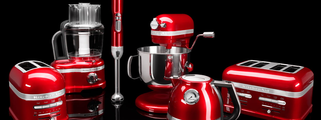 Kitchenaid Products In The Shop