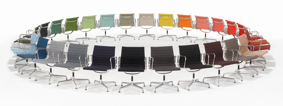 Vitra - Aluminium Group Collection - Banner