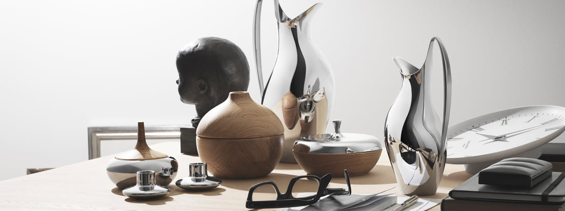Georg Jensen - Koppel Collection - header