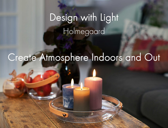 Holmegaard - Design with Light Collection