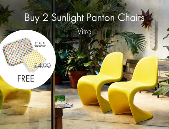 Vitra - Panton Chair (special edition)