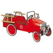 Baghera - Fire Truck Pedal Vehicle