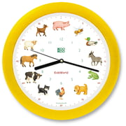 KooKoo - Kids World wall clock