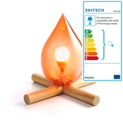 Skitsch - Fire Kit Table Lamp
