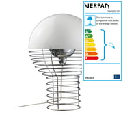 Verpan - Wire Table Lamp