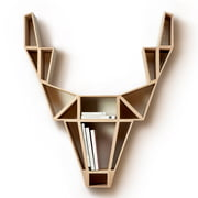 BeDesign - Deer Wooden Shelf