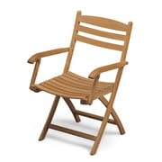 Skagerak - Selandia chair with armrests
