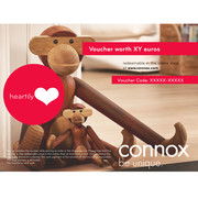 With Love: Connox Gift Voucher