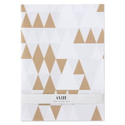 Karte - Snowing in Vesterbro Wrapping Paper (set of 4)