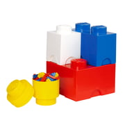 Lego - Storage Brick Multipack Set of 4