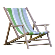 Jan Kurtz - Deckchair Teak, Designers Guild