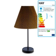 wrong.london - Vlisco Table Lamp