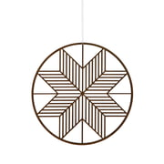 ferm Living - Wooden Crystal Ornament
