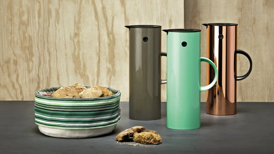 Stelton - Bread bag / insulated flask, Spring 2014