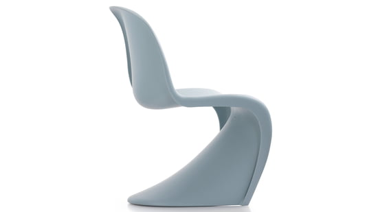 Highly seating comfort due to its flowing shapes