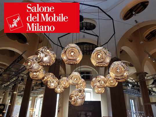 New products at the Salone del Mobile, the most important design fair of home design and furniture industry that took place last week for the 55th  time in Milan.