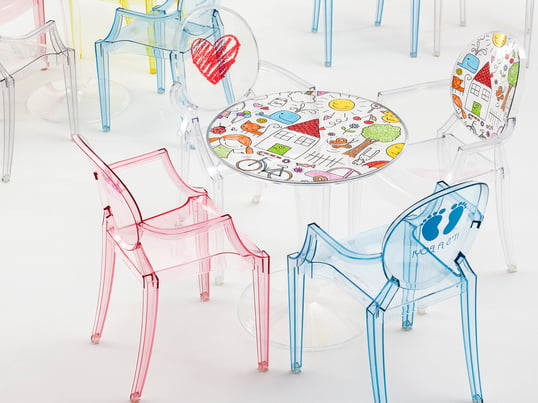 Kartell - Kids Collection - 4 to 3