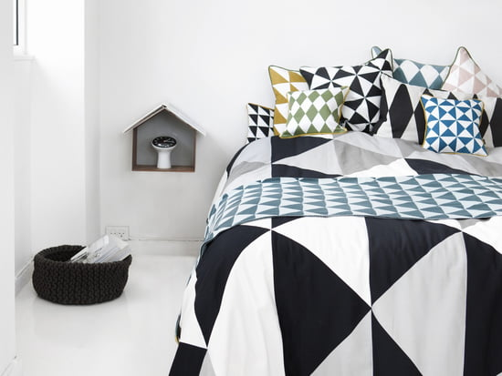 Modern Bedspread Remix from Ferm Living