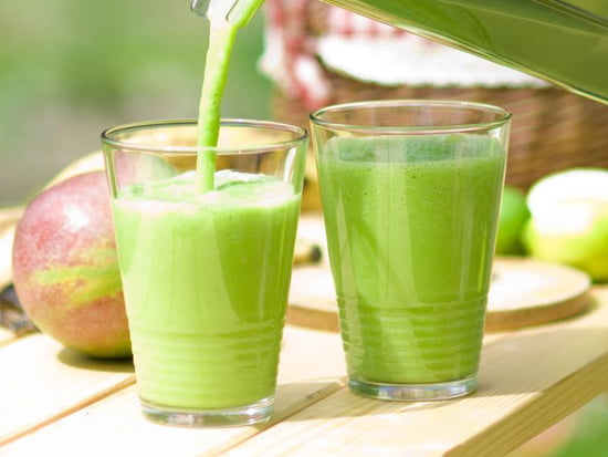 Creating your own Green Smoothies