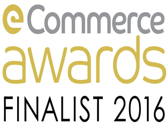 Connox eCommerce Award Finalists Customer Service - Logo 2016
