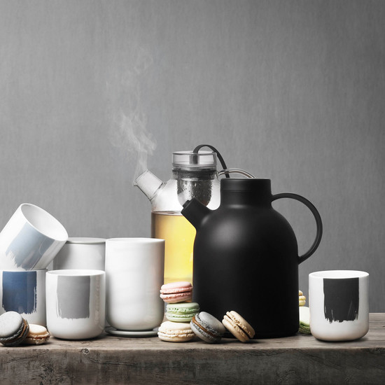 Menu - Kettle thermos - and teapot