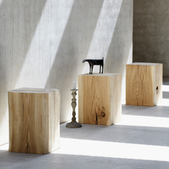 Jan Kurtz - Block Stool