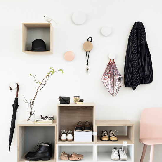 "Muuto - Coat Hooks ""The Dots"""