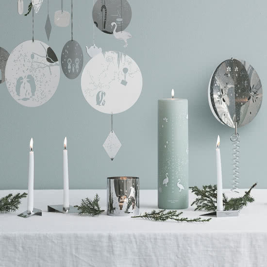 Simple and stylish Christmas time