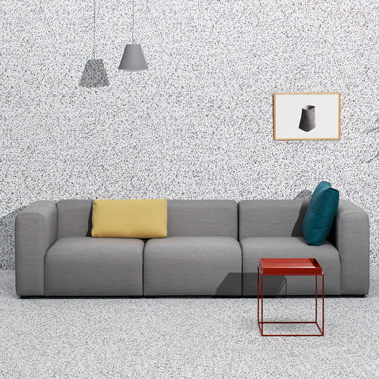 Mags Sofa - Surface by Hay / Kvadrat fabric