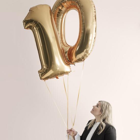 10 years ferm Living- with Trine Andersen