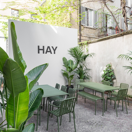 The Hay Highlights at the Fuorisalone 2016