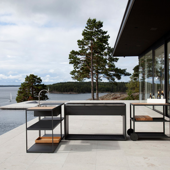 Outdoor Kitchen from Röshults