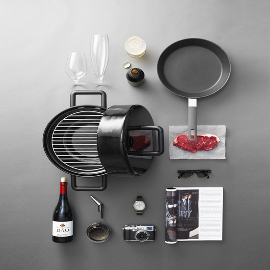 Eva Solo - To go Grill black