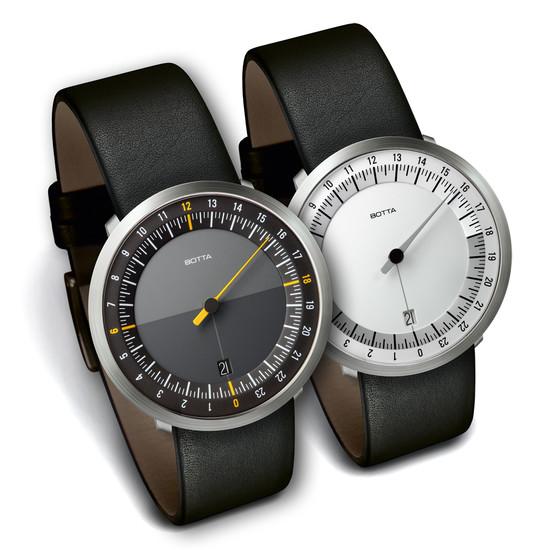 Uno 24 Watch Botta Design Shop