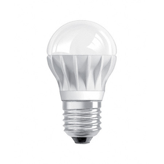 Osram Parathom classic P25 LED bulb - 4W, E27, frosted