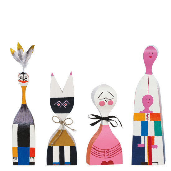 Catalogue: Vitra - Wooden Dolls
