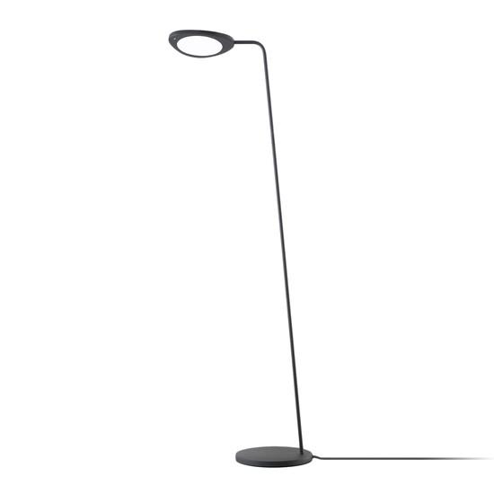 The Muuto Leaf Floor Lamp In Interior Design Shop