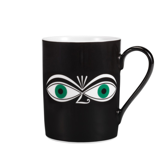 Vitra - Coffee Mug, Eyes green