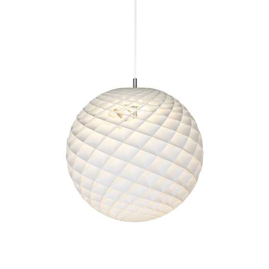 Louis Poulsen - Patera pendant lamp in white